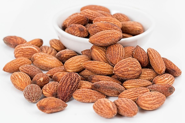 Almonds Roasted Nuts
